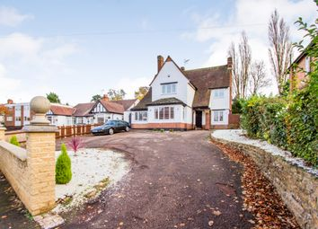 Thumbnail 3 bedroom detached house for sale in Humberstone Drive, Leicester