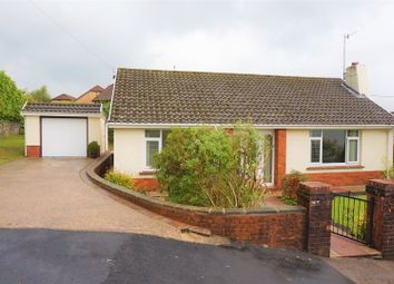 Thumbnail 2 bed detached bungalow for sale in Foundry Hill, Blackwood