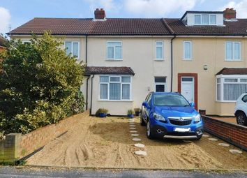 Thumbnail 3 bed terraced house for sale in Sedgeley Grove, Gosport