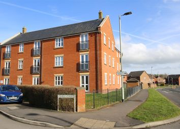 Thumbnail 2 bedroom flat for sale in Barle Court, Tiverton