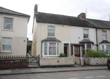 Thumbnail 3 bed end terrace house to rent in Kings Road, Newbury