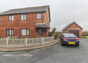 Thumbnail 3 bed semi-detached house for sale in Headland Rise, Walney, Barrow-In-Furness