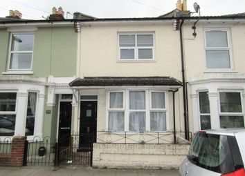 Thumbnail 2 bed terraced house for sale in Westfield Road, Southsea