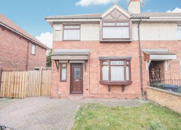 Thumbnail 3 bedroom semi-detached house for sale in Arundel Road, Grangetown, Middlesbrough