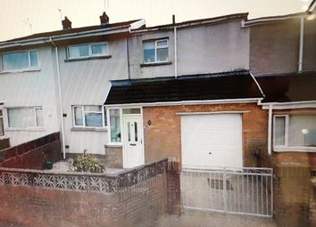 Thumbnail 3 bed terraced house for sale in North Cornelly, Bridgend