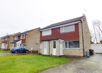 Thumbnail 2 bed semi-detached house for sale in Turnberry Grove, Alwoodley, Leeds