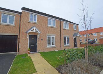 Thumbnail 3 bed semi-detached house for sale in Butterbur Lane, Scarborough