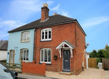 Thumbnail 3 bed semi-detached house for sale in Weyside Road, Guildford