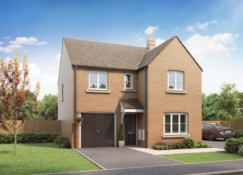 """Thumbnail 4 bedroom detached house for sale in """"The Kendal """" at Ribston Close, Banbury"""