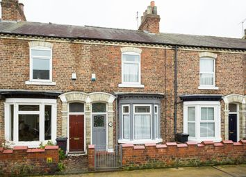 Thumbnail 3 bedroom terraced house for sale in Neville Street, Haxby Road, York