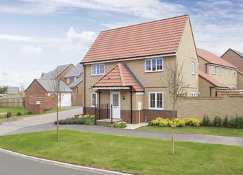 "Thumbnail 3 bed detached house for sale in ""Falmouth 1"" at Bruntcliffe Road, Morley, Leeds"