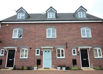 Thumbnail 3 bed town house for sale in Henfrey Drive, Annesley, Nottingham