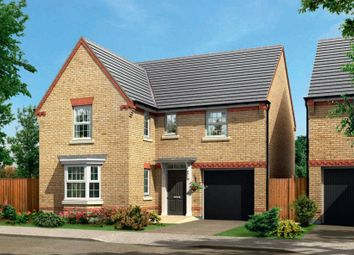 Thumbnail 4 bed detached house for sale in Wellfield Way, Whitchurch