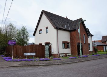 Thumbnail 4 bed detached house for sale in Barn Meadow, Stowmarket