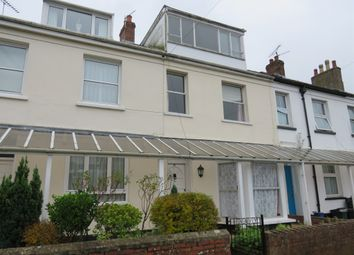 Thumbnail 4 bed terraced house for sale in Park Terrace, Tiverton