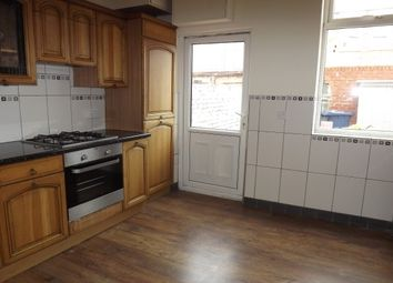 Thumbnail 3 bed end terrace house to rent in Geoffrey Street, South Shields