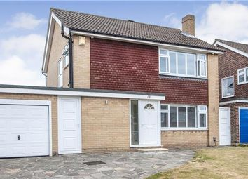 Thumbnail 3 bed link-detached house for sale in Highwood Drive, Orpington, Kent