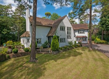 Thumbnail 5 bedroom detached house for sale in Langley Vale Road, Epsom