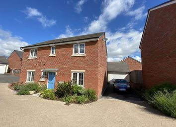 Thumbnail 4 bed detached house for sale in Whitby Court, Gilwern, Abergavenny
