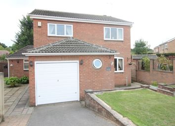Thumbnail 4 bed property for sale in Meadow Road, Worksop