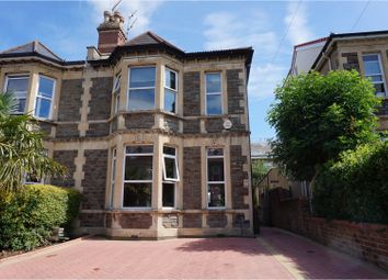 Thumbnail 4 bed semi-detached house for sale in Lancashire Road, Bishopston