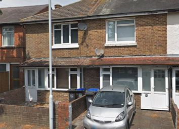 Thumbnail 3 bed end terrace house to rent in Leigh Road, Broadwater, Worthing