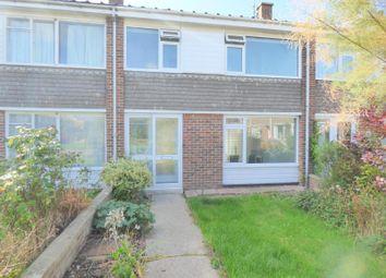 Thumbnail 3 bed terraced house to rent in Norfolk Gardens, Littlehampton