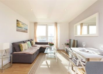 Thumbnail 2 bed flat for sale in Omega Building, Smugglers Way, Wandsworth, London