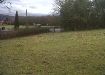 Thumbnail Land for sale in Trefnant, Denbigh