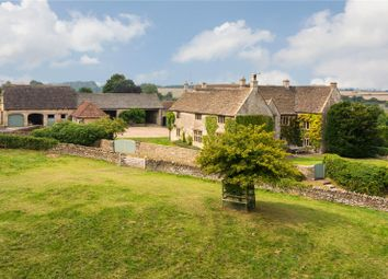 Thumbnail 6 bed detached house for sale in West Kington, Chippenham, Wiltshire