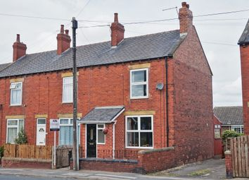 Thumbnail 2 bed terraced house for sale in Main Street, East Ardsley, Wakefield