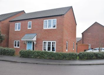 Thumbnail 3 bed detached house for sale in Mill Hill Wood Way, Ibstock