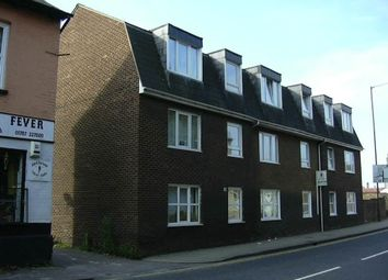 Thumbnail 1 bedroom flat to rent in Abbots Walk, High Street, Biggleswade