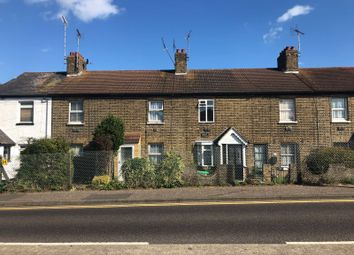 Thumbnail 2 bed cottage for sale in 2 & 3 Bridge Cottages, North Shoebury Road, Shoeburyness, Southend-On-Sea, Essex