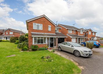 Thumbnail 4 bed detached house for sale in Wren Avenue, Wolverhampton, Staffordshire