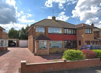 Thumbnail 3 bed semi-detached house to rent in Imperial Drive, Gravesend, Kent