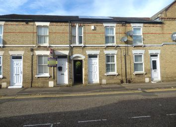 Thumbnail 2 bed terraced house for sale in Whitsed Street, Peterborough