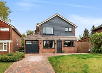Thumbnail 3 bed detached house for sale in Buriton Road, Winchester