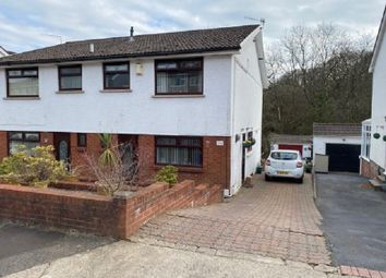 Thumbnail 3 bed semi-detached house for sale in Pine Valley, Cwmavon, Port Talbot, Neath Port Talbot.