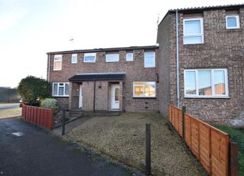Thumbnail 3 bed terraced house for sale in Chalford Drive, Worcester