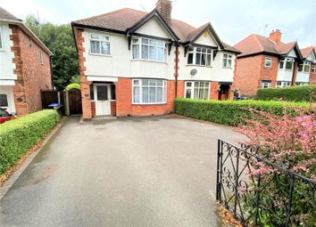 Thumbnail 3 bed semi-detached house for sale in Heanor Road, Ilkeston, Derbyshire