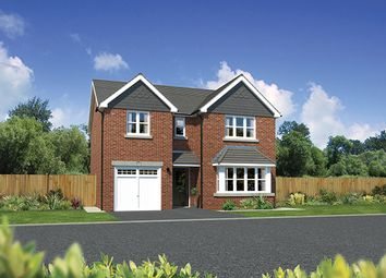 "Thumbnail 4 bed detached house for sale in ""Hampsfield"" At Arrowe Park Road, Upton, Wirral CH49, Wirral,"