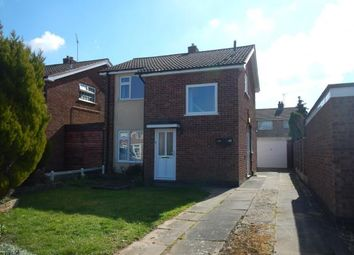 Thumbnail 3 bed detached house for sale in Kensington Close, Oadby, Leicester, Leicestershire