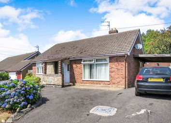 Thumbnail 2 bed detached bungalow for sale in Homecroft Drive, Packington, Ashby-De-La-Zouch