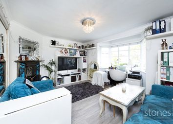 Thumbnail 2 bed flat for sale in Denison Close, London