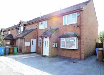 Thumbnail 2 bed terraced house for sale in Lonsdale Road, Levenshulme, Manchester