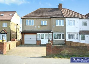 Thumbnail 5 bed semi-detached house for sale in Hatch Lane, Harmondsworth, West Drayton, Middlesex