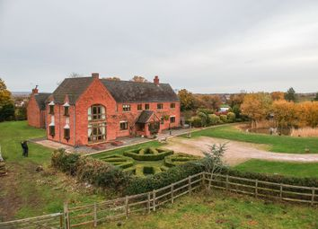 Thumbnail 6 bed equestrian property for sale in Dexter Lane, Hurley