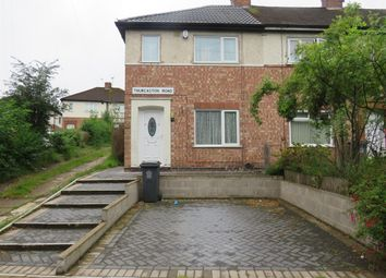 Thumbnail 2 bed end terrace house for sale in Thurcaston Road, Leicester