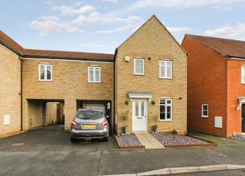 Thumbnail 3 bed link-detached house for sale in Fairfield Crescent, Stevenage